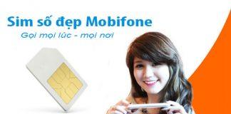 Nên mua sim số đẹp Mobifone giá rẻ ở đâu